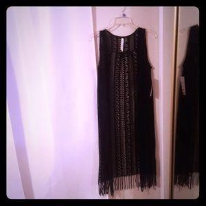 Tank shawl
